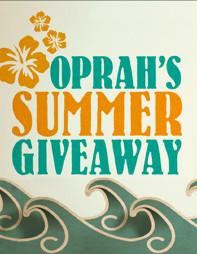 Oprah's Summer Givaway Logo
