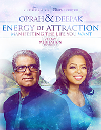 Oprah & Deepak Energy of Attraction