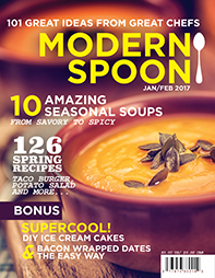 Modern Spoon Food Magazine Cover