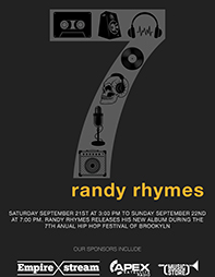 Randy Rhymes